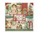 Stamperia - 12 x 12 Inch Paper Pack - Classic Christmas